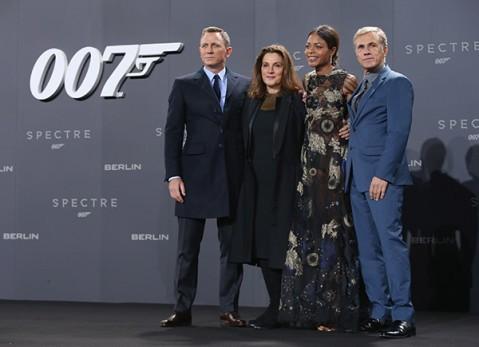 Održana glamurozna premijera najnovijeg Bonda u Berlinu