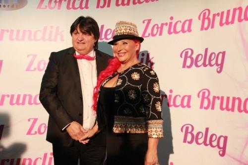 """Zorica promovisala """"Beleg""""!"""