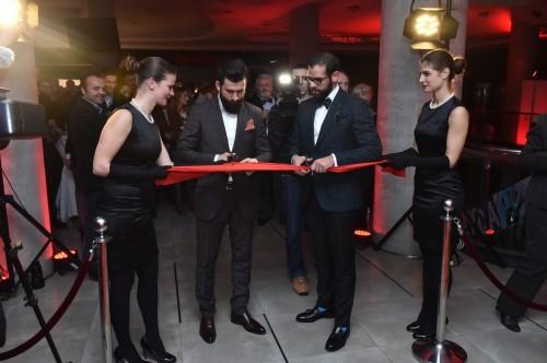 Inovativan objekat Ivan's Vault u kome se ekskluzivni brendovi predstavljaju, na do sada neviđen način na ovim prostorima, otvoren je sinoć u beogradskom TC Zira