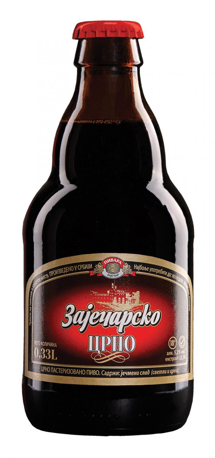 Zaječarska pivara počela je proizvodnju pravog crnog piva!