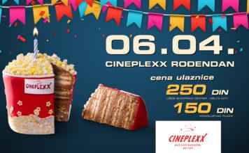 Rođendansko slavlje bioskopa Cineplexx