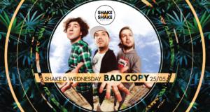 Bad Copy na splavu Shake`N`Shake