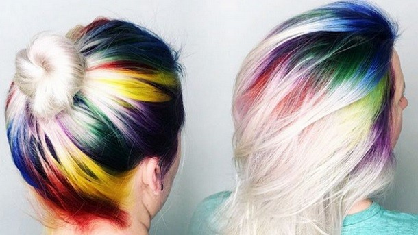 Ovog proleća u trendu je šarena boja kose (VIDEO)