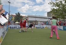 Finalni Frikom Baklja turnir danas na Zemusnkom keju!