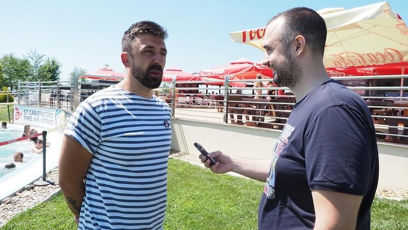 Intervju Ognjen Amidžić
