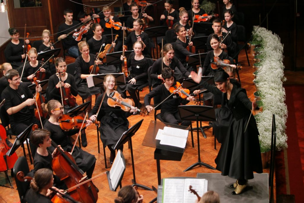 Druženje sa Dečjom filharmonijom u Ušće Shopping Centru