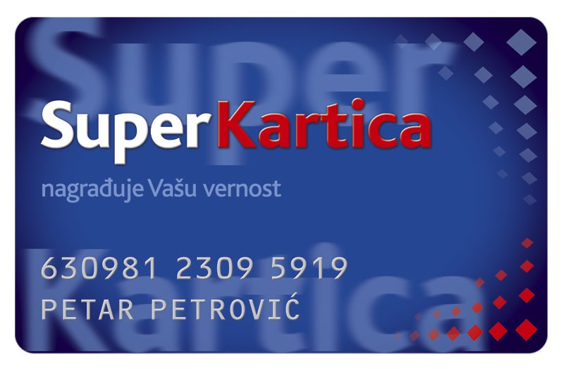 Vip mobile i BENU Apoteka novi partneri u programu Super Kartica