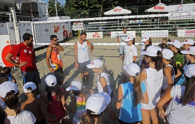 Vip Beach Masters 2016, Vip Beach Masters 2016, Gradski Magazin