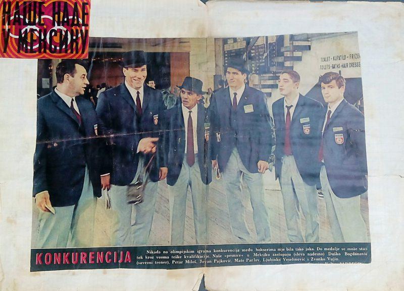 Srpski sportisti u borbi za Radnički
