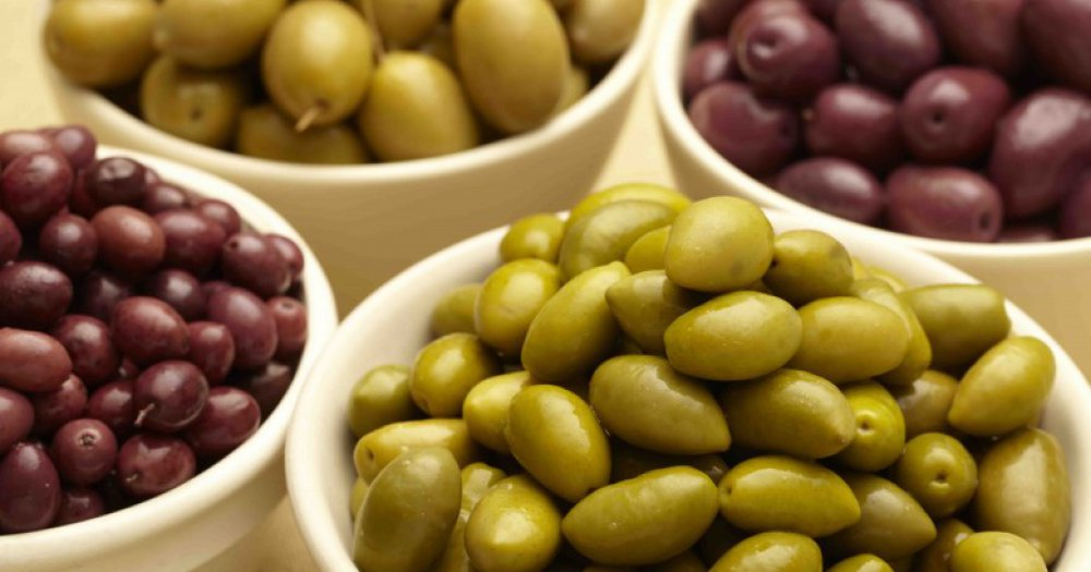 Recept dana: Grčka salata sa maslinama