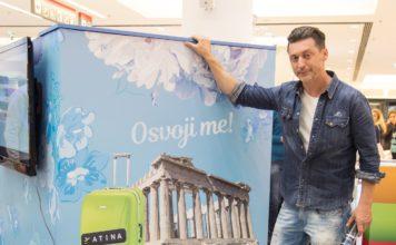 Boško Jakovljević u ulozi ličnog modnog savetnika