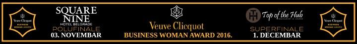 Kandidatkinje za Veuve Clicquot Bussiness Woman Award, Gradski Magazin