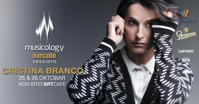 Jedna od vodećih portugalskih diva fado muzike, Cristina Branco stiže u Beograd