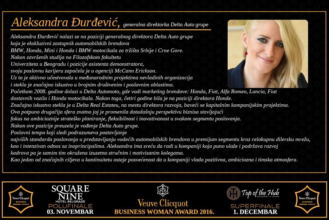Kandidatkinje za Veuve Clicquot Bussiness Woman Award, Kandidatkinje za Veuve Clicquot Bussiness Woman Award, Gradski Magazin