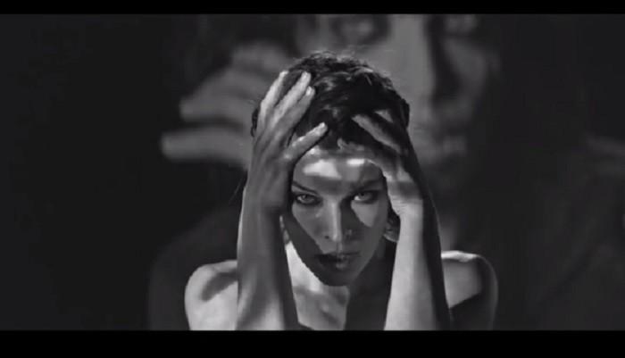 Milla Jovovich u spotu SOHNA