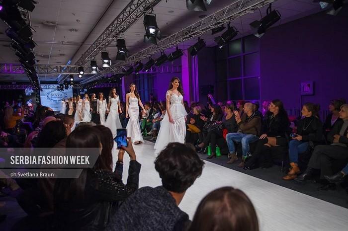 """Maja Marukić predstavila """"Domino"""" na """"Serbia Fashion Week-u"""""""