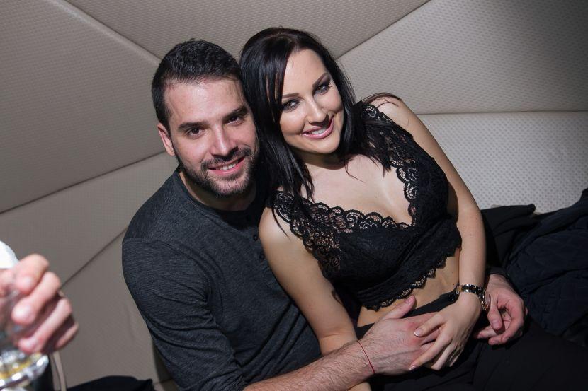 Filip Živojinović zaprosio Aleksandru Prijović na Dan zaljubljenih (FOTO)
