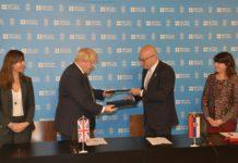 Ministarstvo kulture i informisanja i British Council potpisali Sporazum o saradnji u oblasti kulture