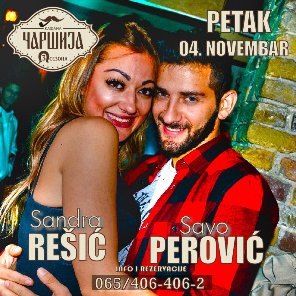 """Savo Perović, Savo Perović i Sajsi MC promovišu """"Derište"""" u """"Čaršiji"""", Gradski Magazin"""