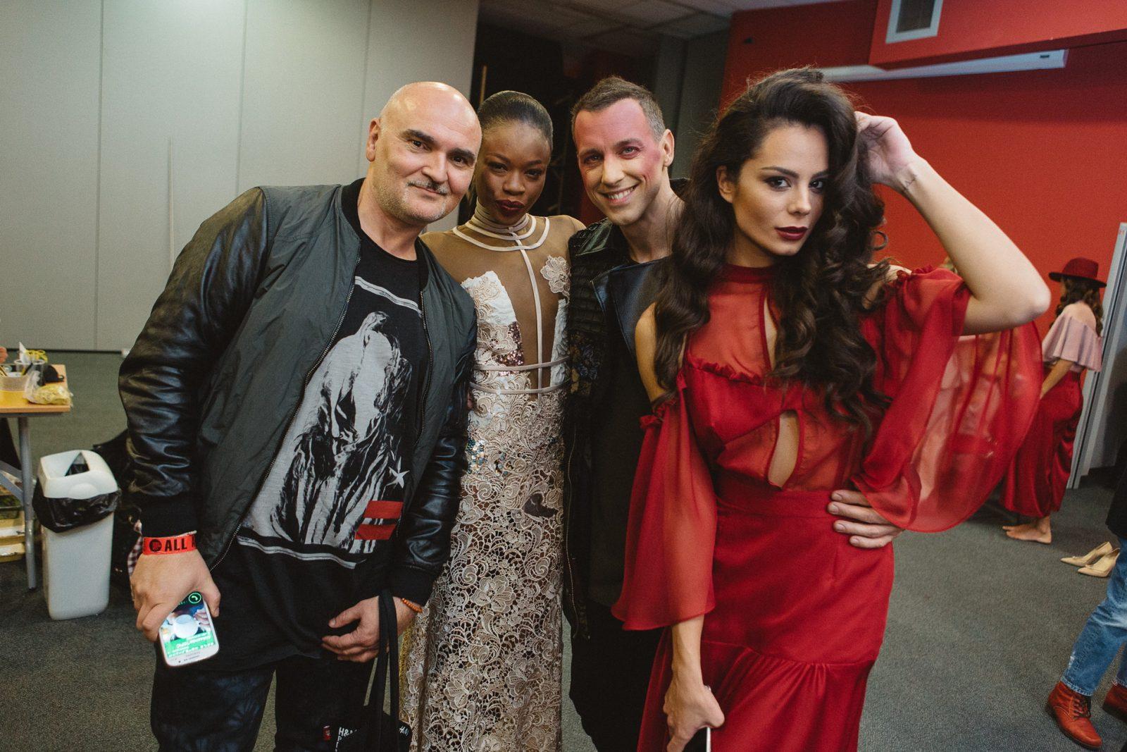 Treći dan Serbia Fashion Weeka otpočeo je još u jutarnjim časovima sjajnim predavanjem Eymeric-a Francois-a.