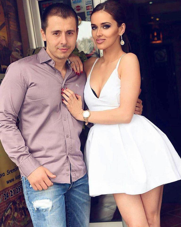 Nemanja Staletović je uspešan pevač, a da vidite tek čime se bavi njegova žena!