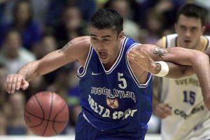 Predrag Danilović na čelu KSS: Dragan Đilas zadovoljan što košarkaška legenda dolazi na čelo