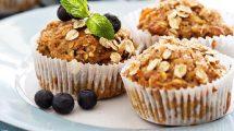 Recept dana: Bezglutenski voćni mafini idealni za doručak