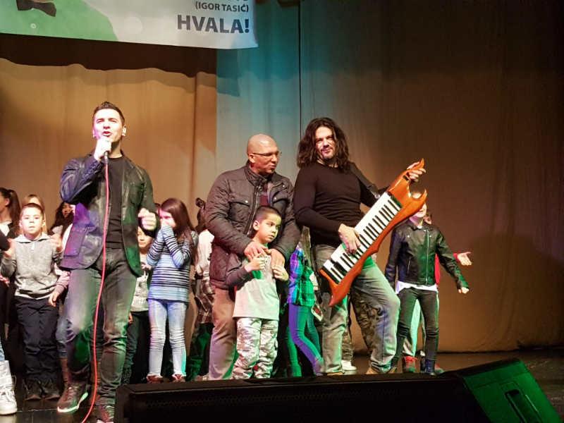 , Amadeus bend nastavio je sa nizom humanitarnih koncerata!, Gradski Magazin