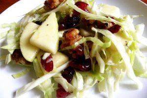 Recept dana: Salata od kačkavalja i šunke