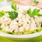 Recept dana: Posna bela salata