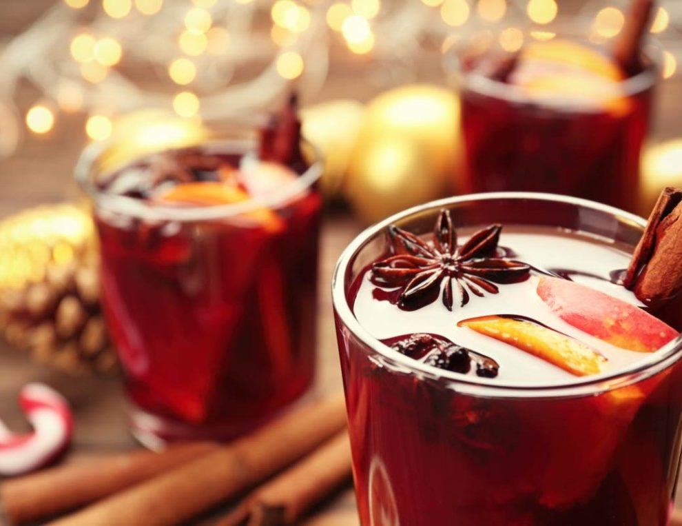 Kuvano crno vino leči prehladu!