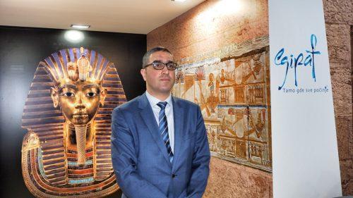 Svetske diplomate: Egipat je sigurna zemlja!, Gradski Magazin