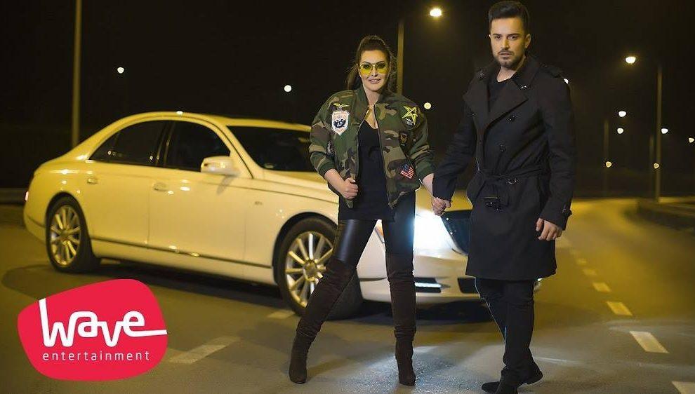 premijera: dragana mirković i daniel Đokić 'trovanje' (spot)
