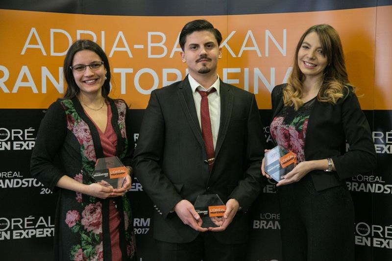 """BRANDSTORM, MEĐUNARODNO STUDENTSKO TAKMIČENjE  """" L'ORÉAL BRANDSTORM """", Gradski Magazin"""