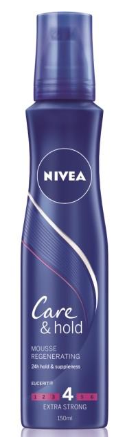 NOVO: NIVEA Care & Hold