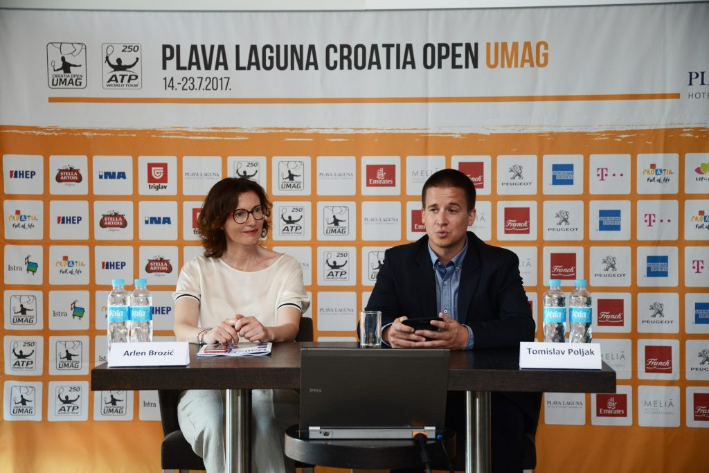 Plava laguna Croatia Open Umag: Fonjini, Monfis i Ćorić najbolja pozivnica za Umag