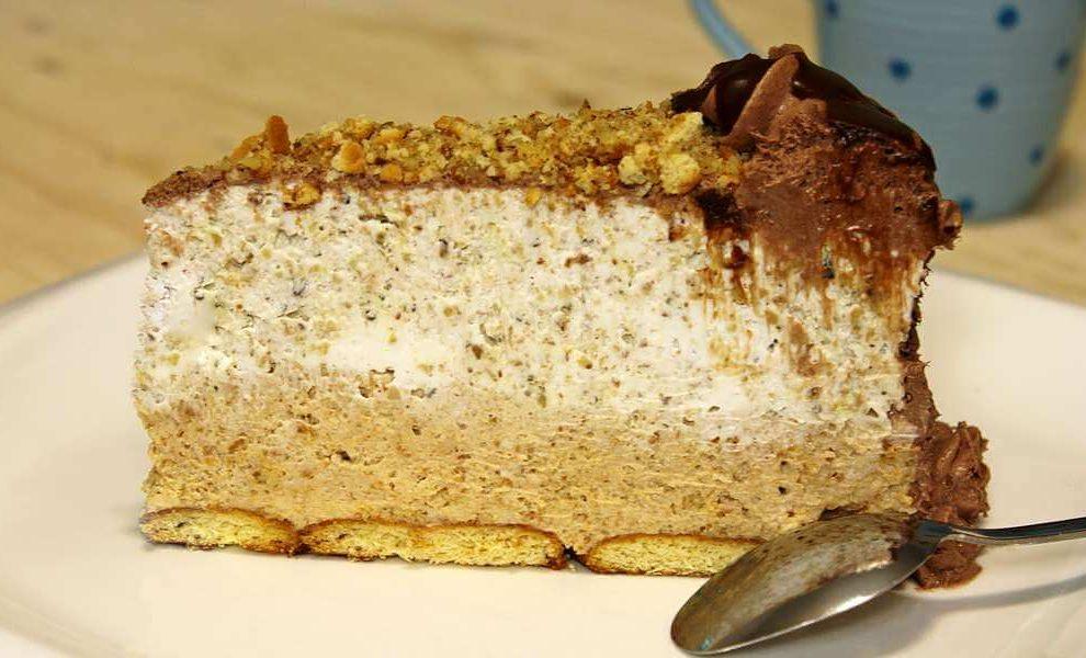 Recept dana: Nepečena torta s kokosom