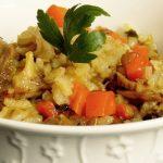 Predlog za ručak: Kuvani pirinač sa piletinom