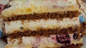 Recept dana: Gala torta sa višnjama