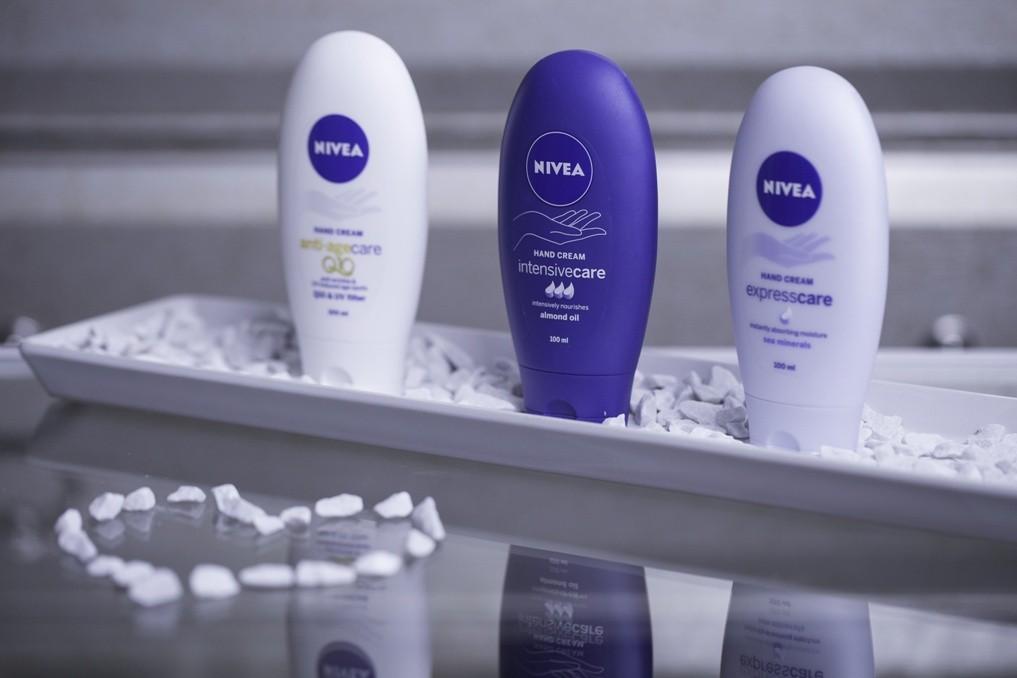 Novi redizajnirani NIVEA proizvodi za negu ruku!