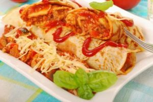 Recept dana: Slane palačinke s povrćem