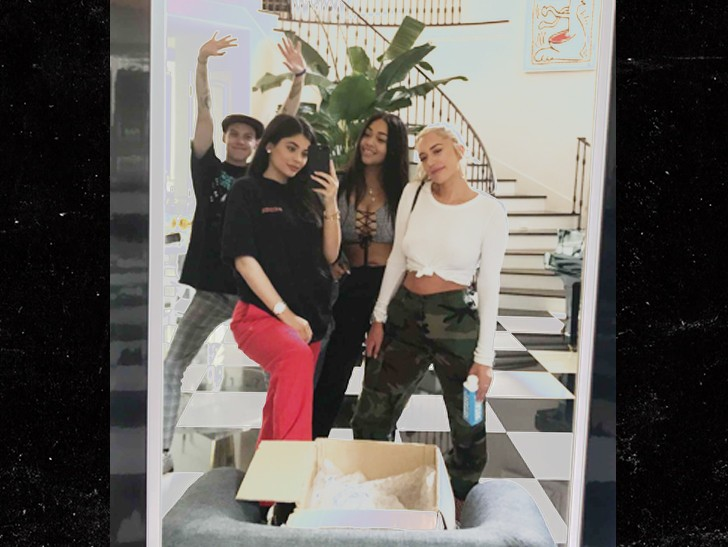 Kylie Jenner je trudna!