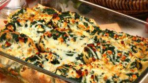 Predlog za ručak: Sarmice od blitve s maslinama