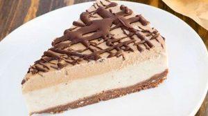 Letnja sladoled krem torta