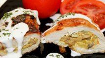 Predlog za ručak: Punjeno ćureće meso