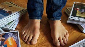 Sprej za stopala koji će učiniti da se ujutro osećate odmorno! (Recept)