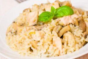 Predlog za ručak: Zapečeni pirinač i povrće
