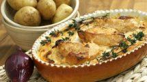 Predlog za ručak: Krilca u sosu od sira