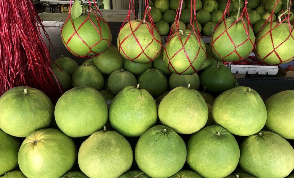Pomelo voće - zašto ga treba jesti?