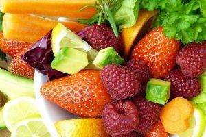 Letnja voćna salata